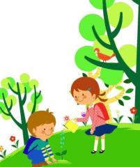二年級植樹節看圖寫話200字作文【10篇】