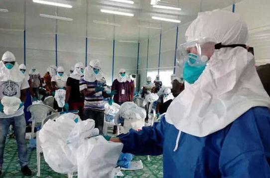 2020新型冠状病毒肺炎防治的心得体会5篇