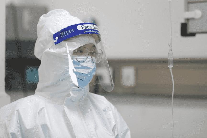 2020医护人员疫情主动请战申请书最新大全5篇