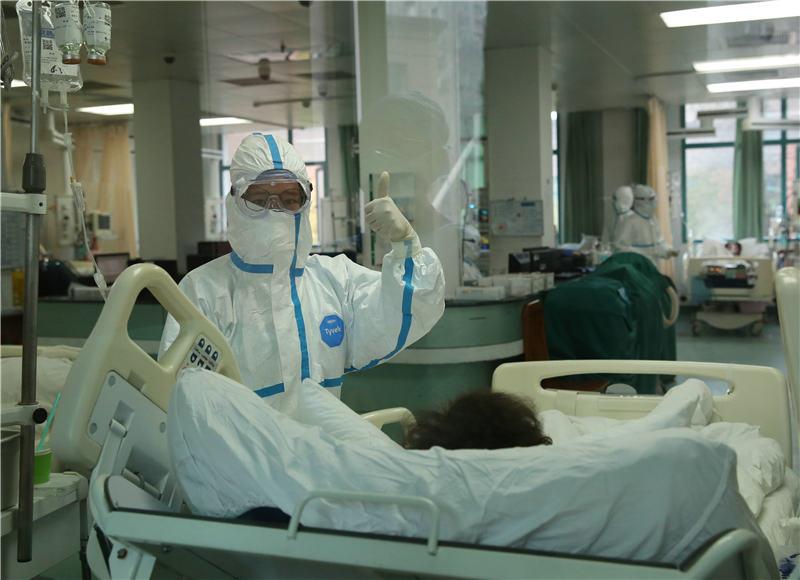 护士医生抗击疫情请战申请书大全6篇