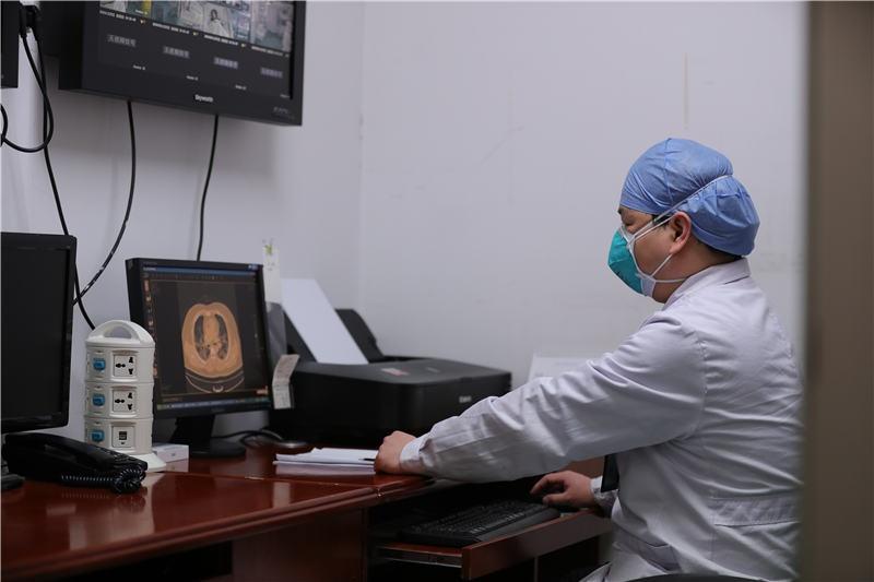 新型肺炎疫情医生请战书模板最新2020
