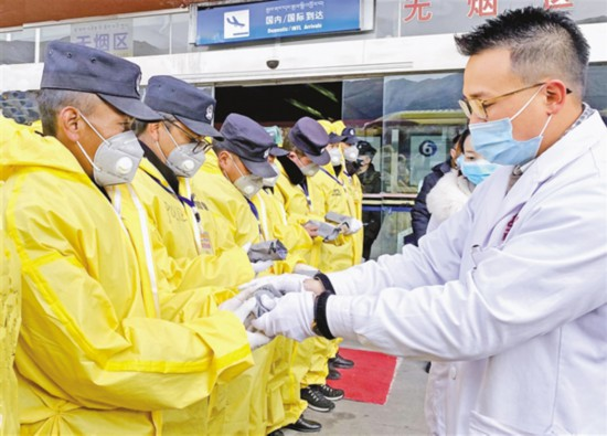 2020防控新型肺炎疫情个人事迹材料3篇