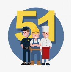关于五一劳动节的小学生五年级优秀作文5篇