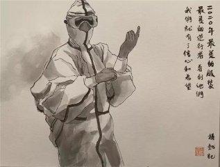 關于抗擊疫情小學日記作文400字精選5篇
