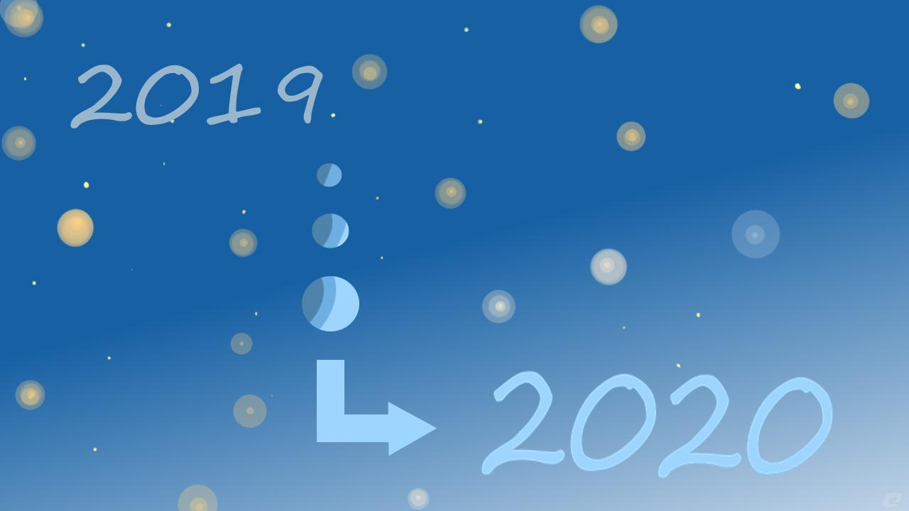 总结2019展望2020初中作文5篇