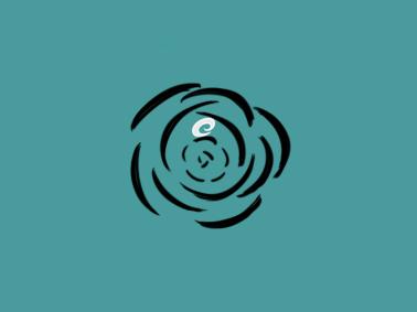 美丽的玫瑰简笔画要怎么画