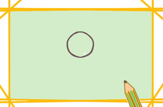 金色的向日葵上色簡筆畫要怎么畫