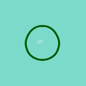 可怕的新型冠状病毒简笔画怎么画