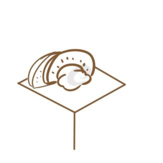 漂亮的慕斯蛋糕简笔画要怎么画