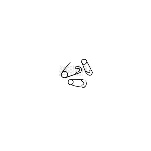 几个回形针简笔画怎么画
