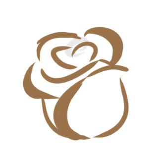 简易的玫瑰简笔画教程
